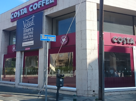 Costa Coffee Larnaca