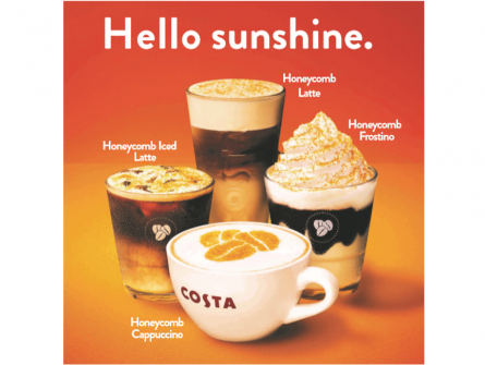 Costa Honeycomb range