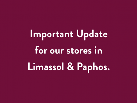 Announcement - Limassol & Paphos New