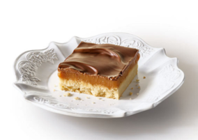 Costa Caramel Shortbread
