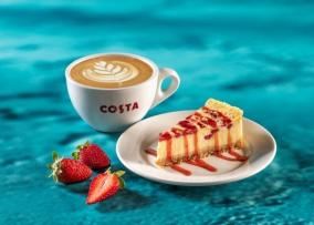 Costa Cheesecake