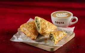 Costa Spinach and Cheese Pie